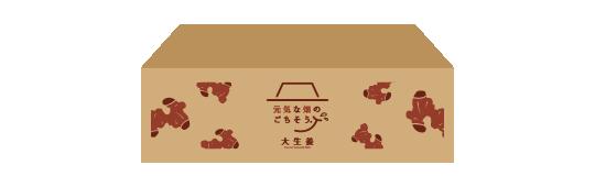 大生姜梱包ボックス